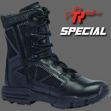 TR CHROME | TR998Z WP<br />Waterproof Side Zip Boot