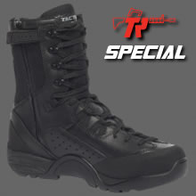 QRF | ALPHA B9Z<br />Hot Weather Tactical Side-Zip Boot