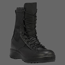 BELLEVILLE | 770<br />Waterproof Black Insulated Flight and Duty Boot